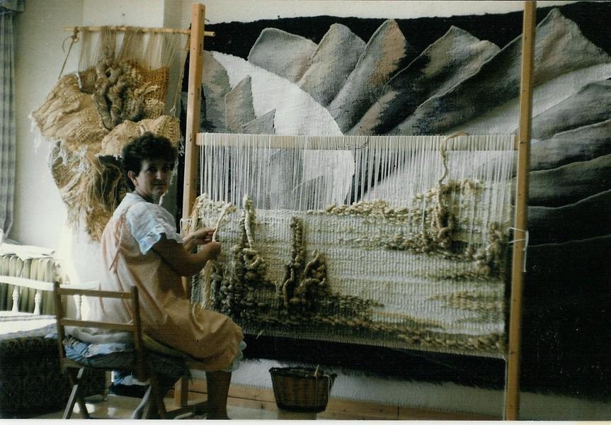Image result for tapiz contemporáneo